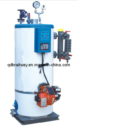 High Quality Small Scale Gas/ Oil Fired Steam Boiler