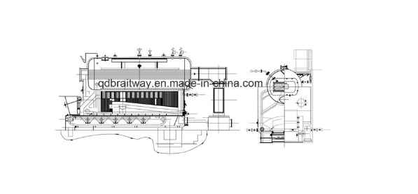 Packaged Steam and Hot Water Boiler (DZL)